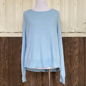Banana Republic cashmere blend sweater size M